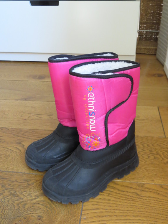 Boots ski taille 32 Orchestra 10 €