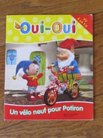 Un vélo neuf pour Potiron 1€