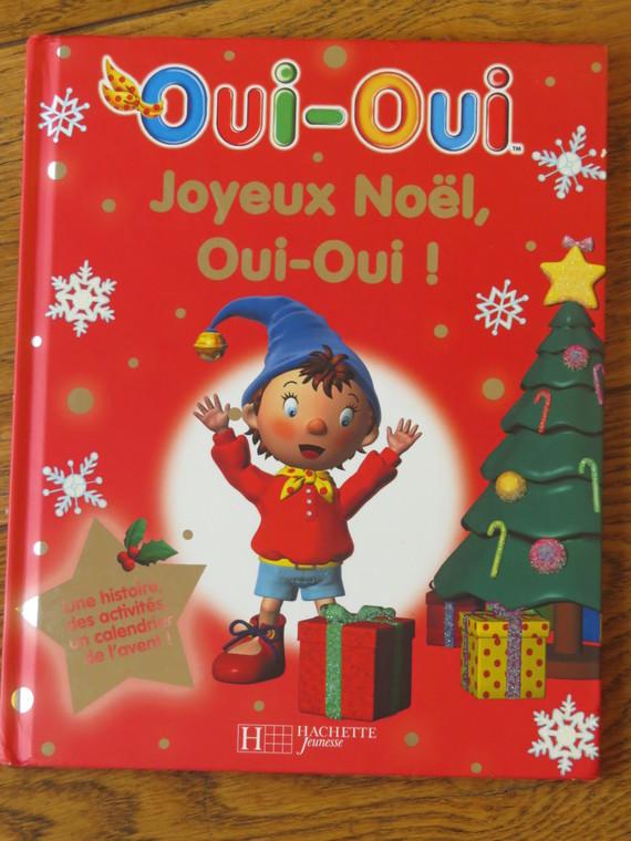 Joyeux Noel Oui Oui 3€