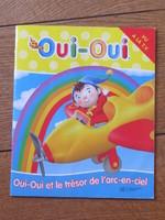 Oui Oui et le trésor de l'arc en ciel 1€