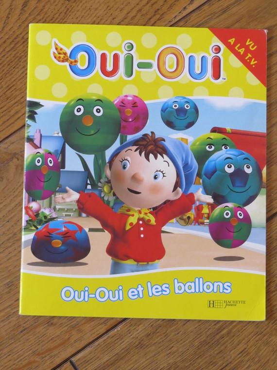 Oui Oui et les Ballons 1€