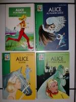 CIMG1466 - 8 euros lot 4 livres Alice