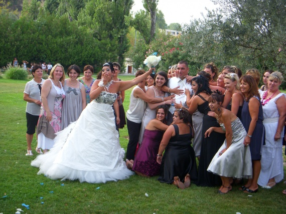 Photo de groupe bien sympa mariage ewan54 photos club doctissimo - Photo de groupe mariage ...