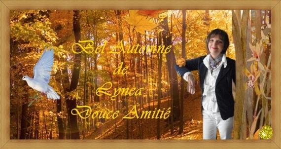 BEL AUTOMNE DE LYNEA DOUCE AMITIE