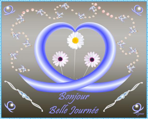 BONJOUR - BELLE JOURNEE