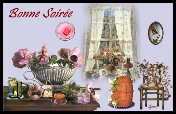 BONNE SOIREE FENETRE
