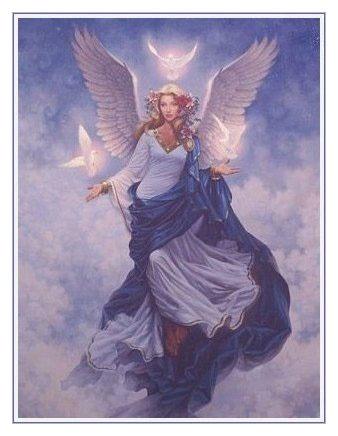 Ange Femme ange femme-ciel - anges - lynea18 - photos - club doctissimo