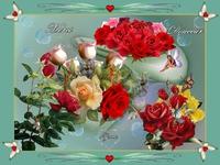 merci douceur roses fées de lynea