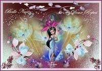 belle nuit-doux repos fée de lynea