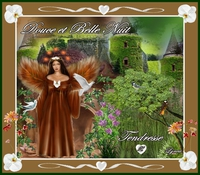 douce et belle nuit-tendresse-ange-lynea