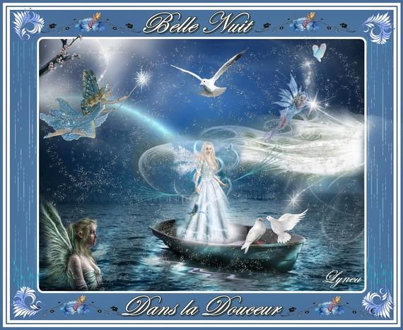 belle nuit dans la douceur-barque-lynea