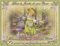 bonne fête maman chérie-jardin-lynea