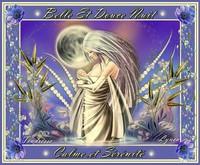 belle et douce nuit-calme et sérénité-tendresse de Lynea