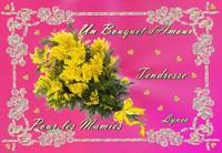 bouquet d'amour pour les mamies-Lynea