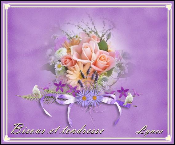 Bisous et Tendresse de Lynea