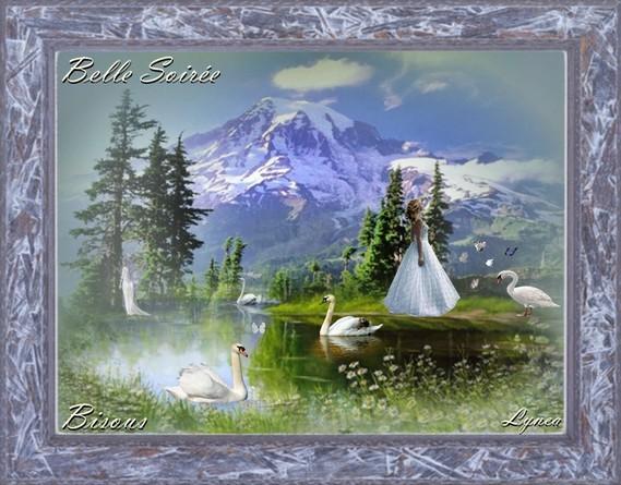 Belle Soirée-Bisous de Lynea