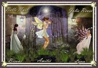 belle nuit-jolis rêves-bisous-amitié-Lynea