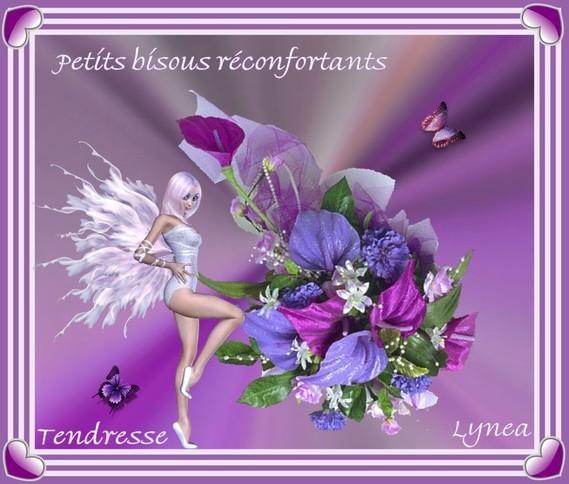 Bisous réconfortants-Lynea