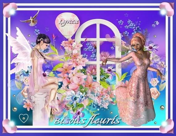 Bisous fleuris de Lynea