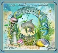 Bisous-Avec Tendresse et Amitié-Lynea