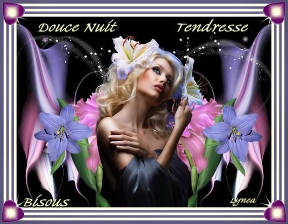 Douce Nuit-Tendresse-Bisous de Lynea