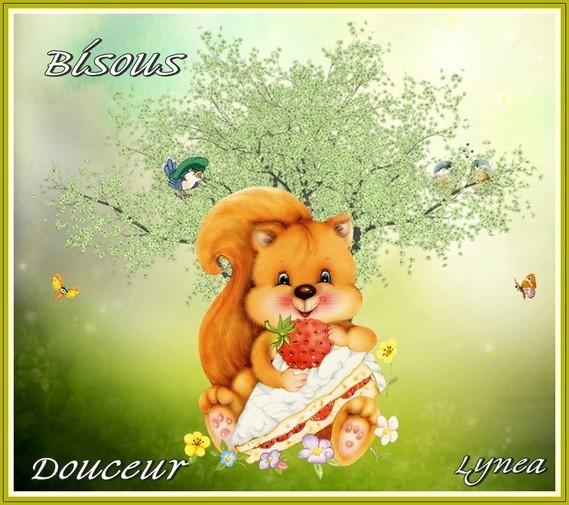Bisous-Douceur de Lynea