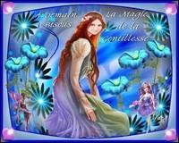 A Demain---bisous-Magie de la gentillesse- Lynea