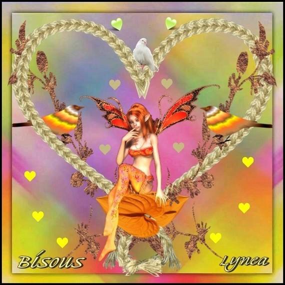 Bisous-oiseaux de Lynea