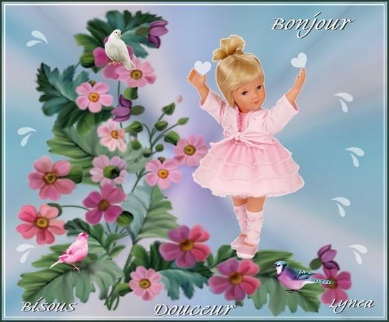 Bonjour-Bisous-Douceur de Lynea
