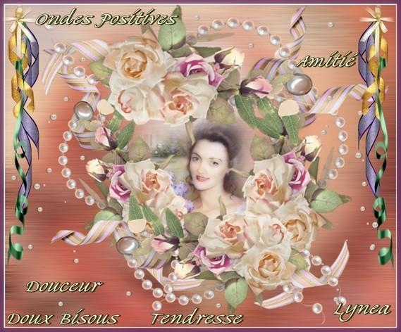 Ondes Positives-Tendresse-Bisous de Lynea