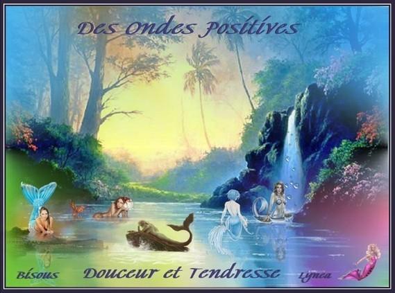 Des Ondes Positives-Bisous de Lynea