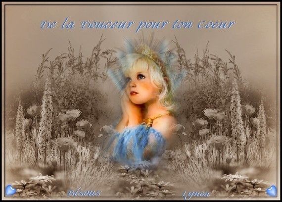 De la Douceur pour ton coeur-Bisous de Lynea
