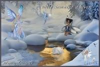Belle semaine d'hiver-Bisous douceur de Lynea