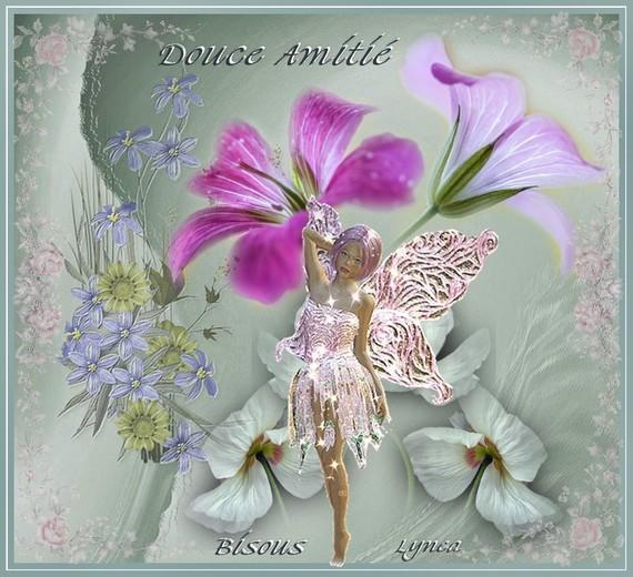 Douce Amitié-Bisous de Lynea