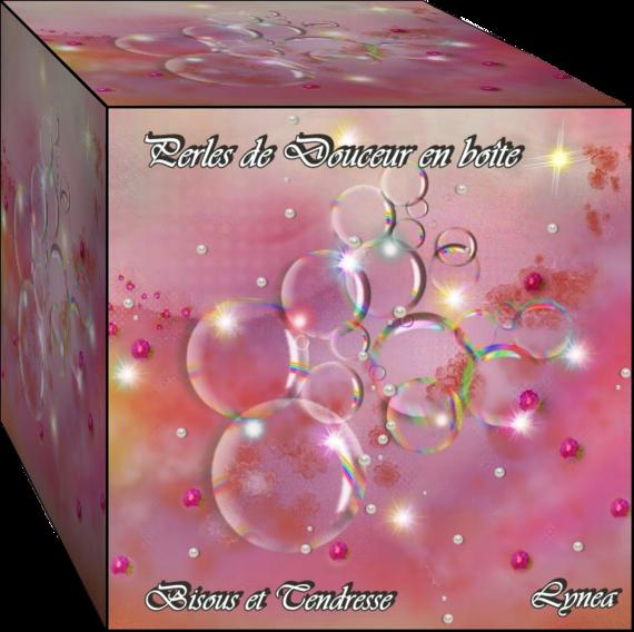 Perles de douceur en boite-Lynea