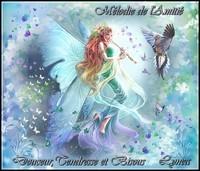 Mélodie de l'Amitié-Douceur-Tendresse et bisous de Lynea