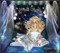 Bonne Soirée-Bisous de Lynea-