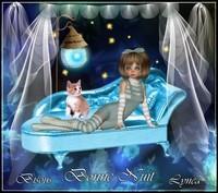 Bonne nuit-Bisous de Lynea-