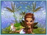 Bonjour-Bisous de Lynea