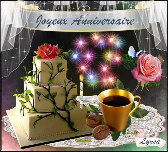 Joyeux anniversaire Lynea