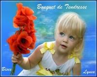 Bouquet de Tendresse bises de Lynea