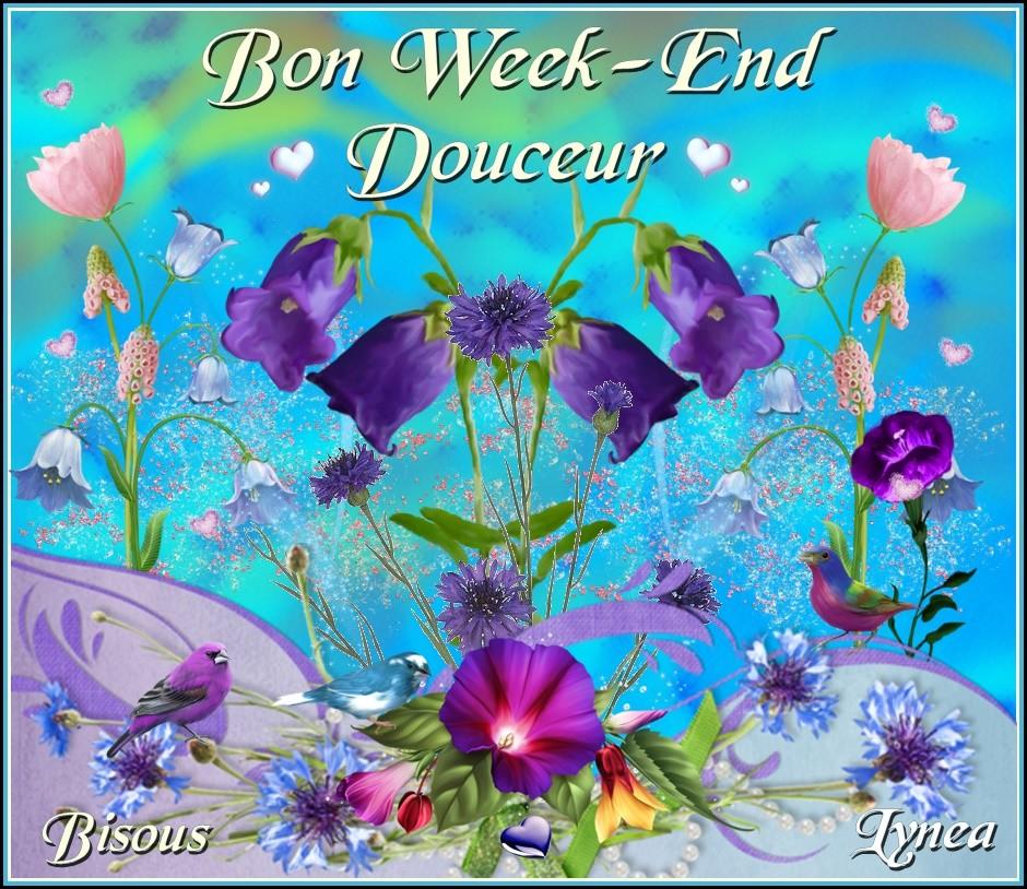 Bon week-end douceur bisous de Lynea - BON WEEK-END - lynea18 ...