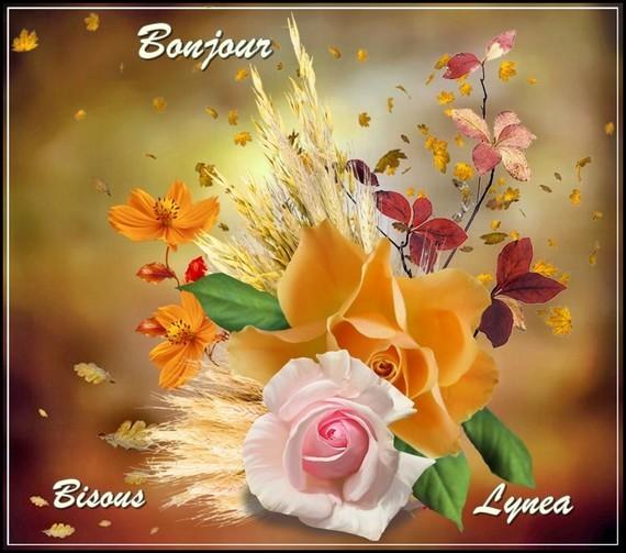 Bonjour Bisous de Lynea