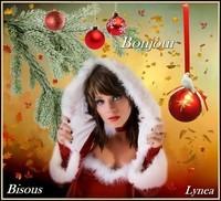 Bonjour bisous de Lynea--