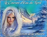Le Courant d'Eau du Nord-Protection de la Planète-Lynea