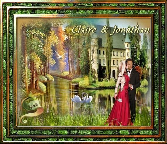 Claire et Jonathan