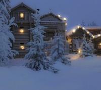 nuit neige