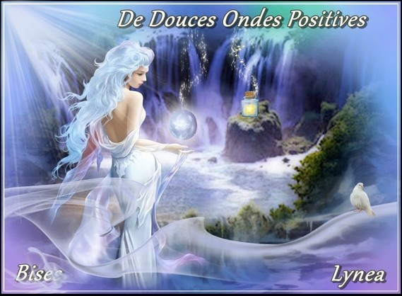 Douces ondes positives bises de Lynea