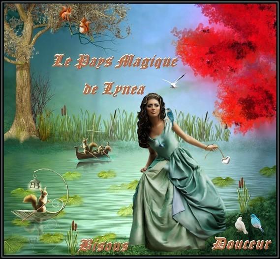 Le pays magique de Lynea bisous douceur