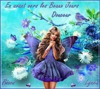 En avant vers les Beaux Jours-Douceur-Bises de Lynea